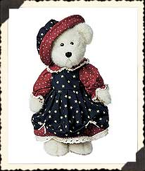 Libby Bearyproud Boyds Bear
