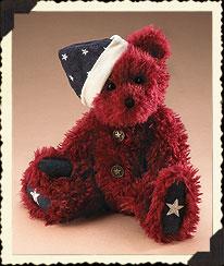 Liberty Q. Spangler Boyds Bear