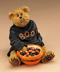 Lil' Boo...trick Or Treat Boyds Bear