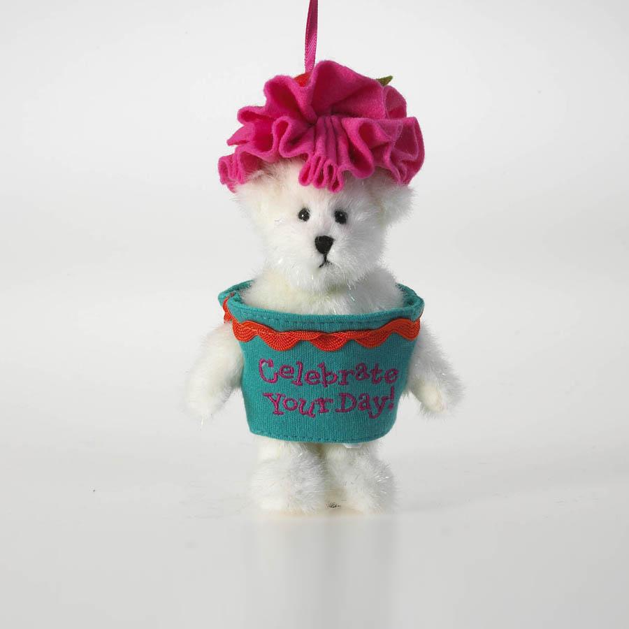 Lil' Cheers Frostin' Fluff Boyds Bear