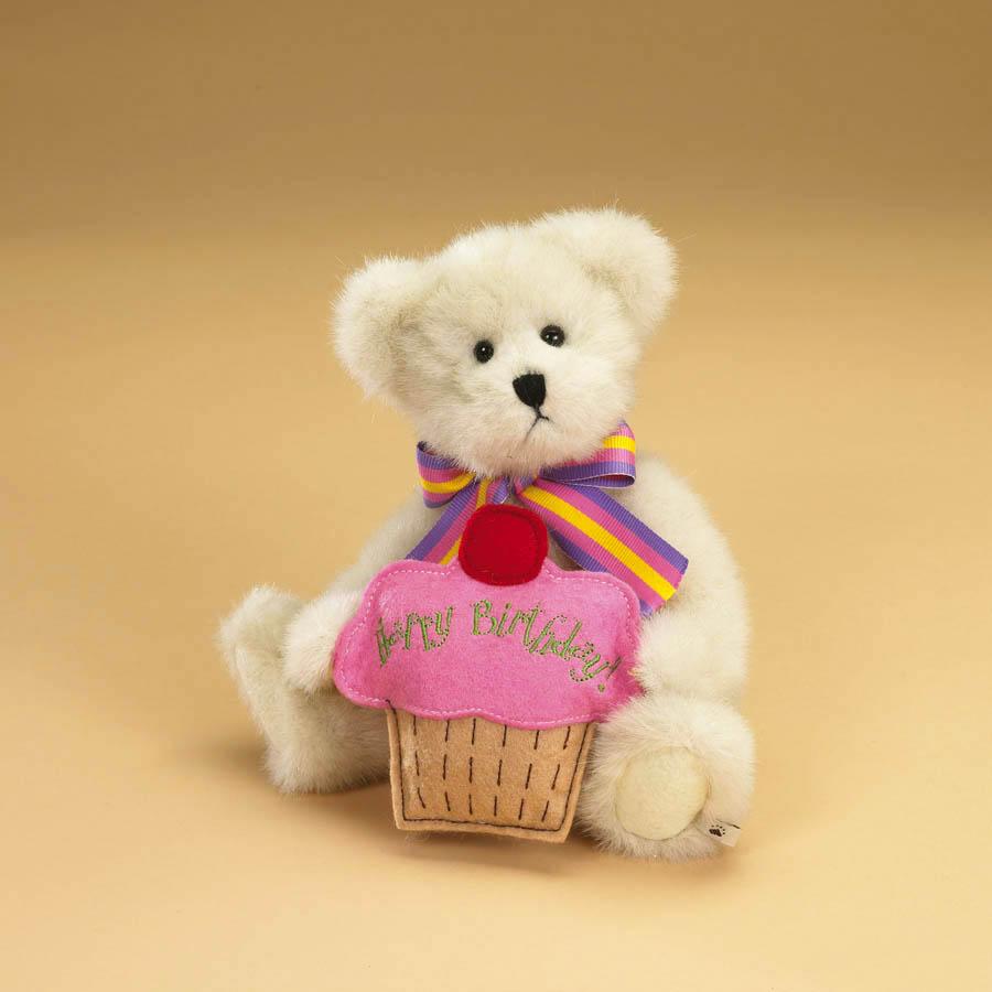 Lil' Cupcake Boyds Bear