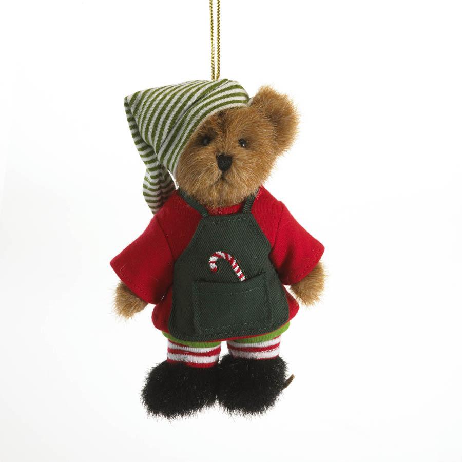 Lil' Elfie Kringlebeary Boyds Bear