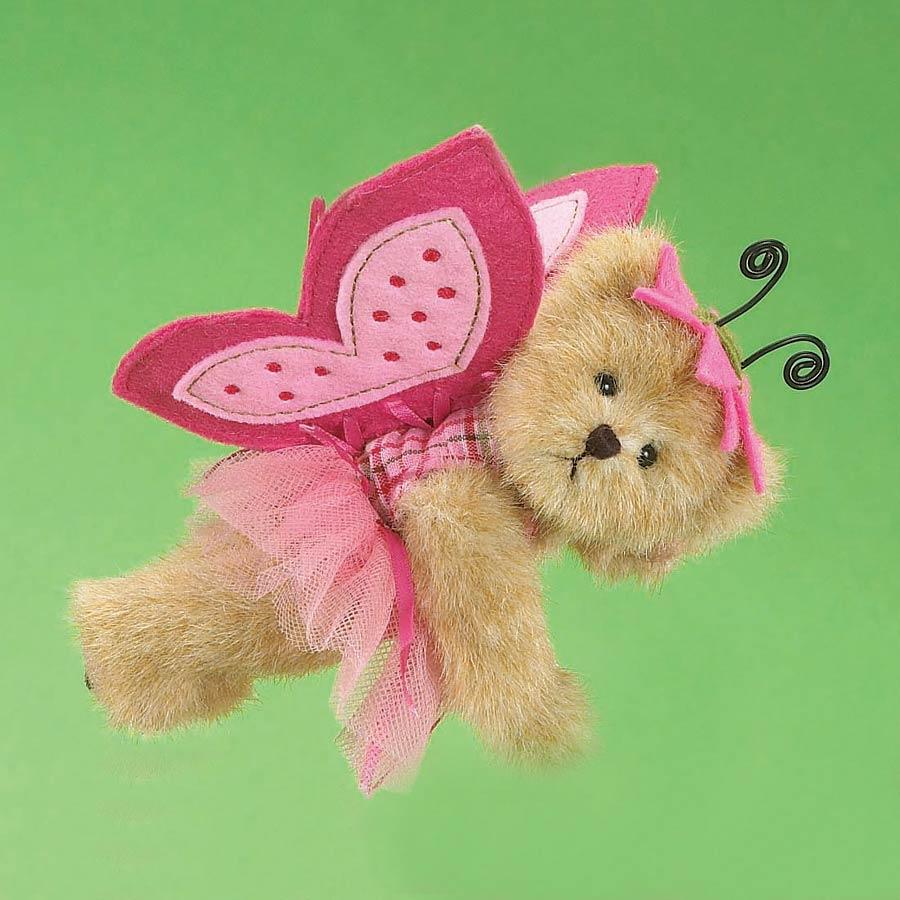 Lil' Flutter Flutterlee Boyds Bear