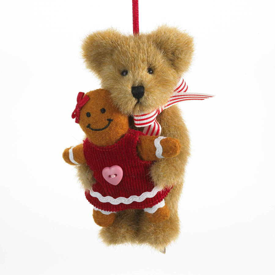 Lil' Ginger Boyds Bear