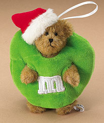 Lil' Ho Ho Kringlebear Boyds Bear