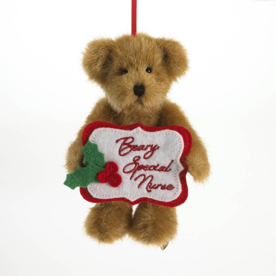 Lil' Ms. Patience Boyds Bear