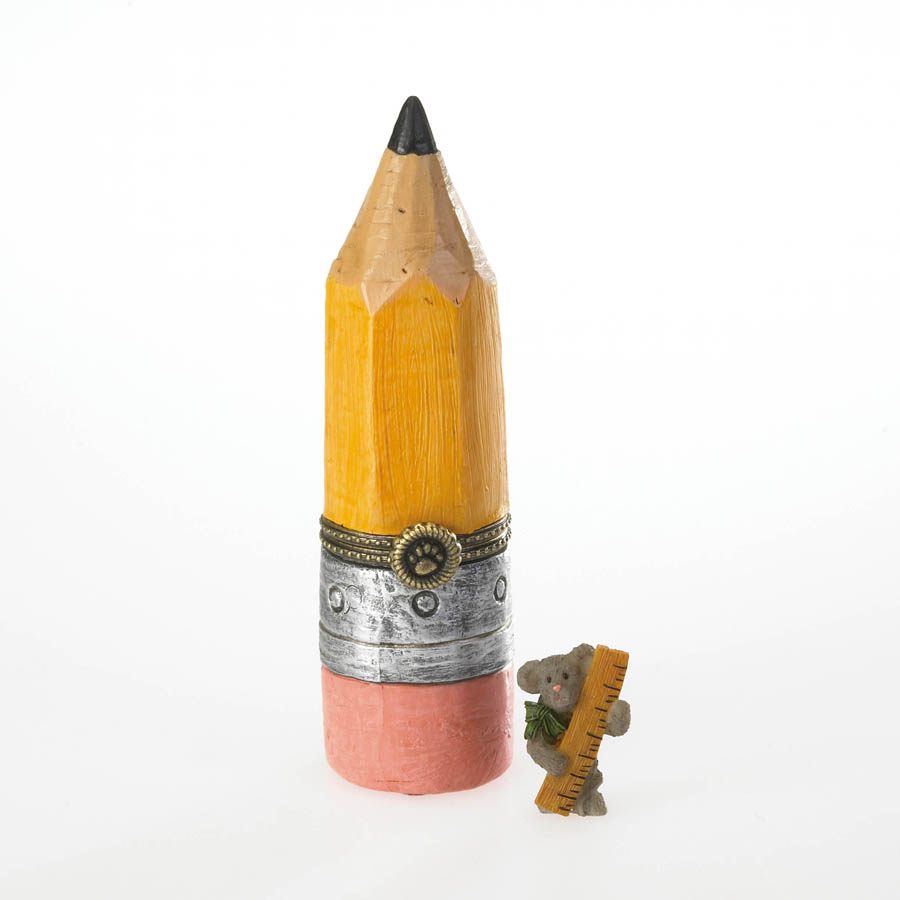 Lil' Susie's Pencil With Inches Mcnibble Boyds Bear