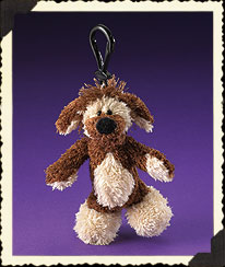 Lil' Wallie Keychain Boyds Bear