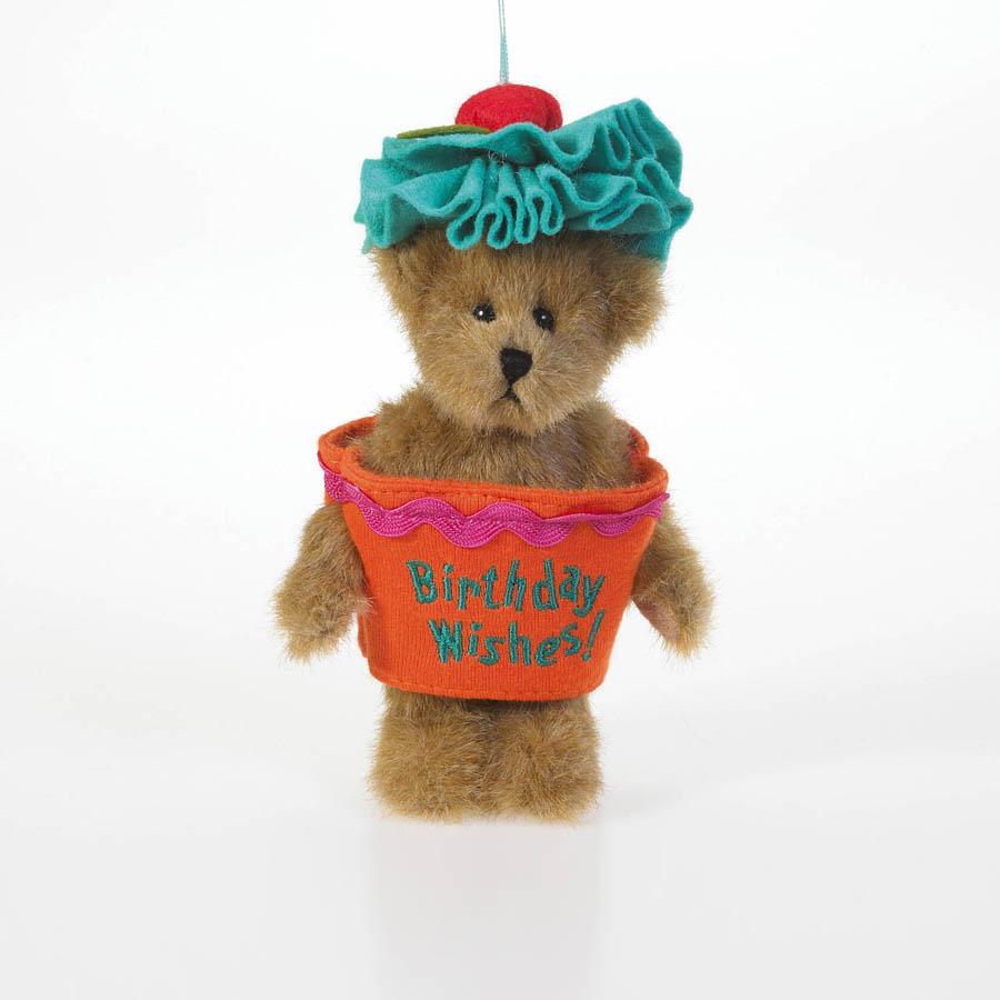 Lil' Wishes Frostin' Fluff Boyds Bear