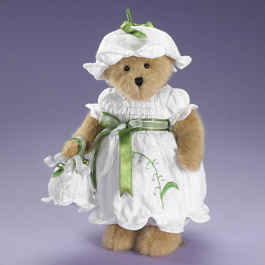 Lilly Bearybloom Boyds Bear