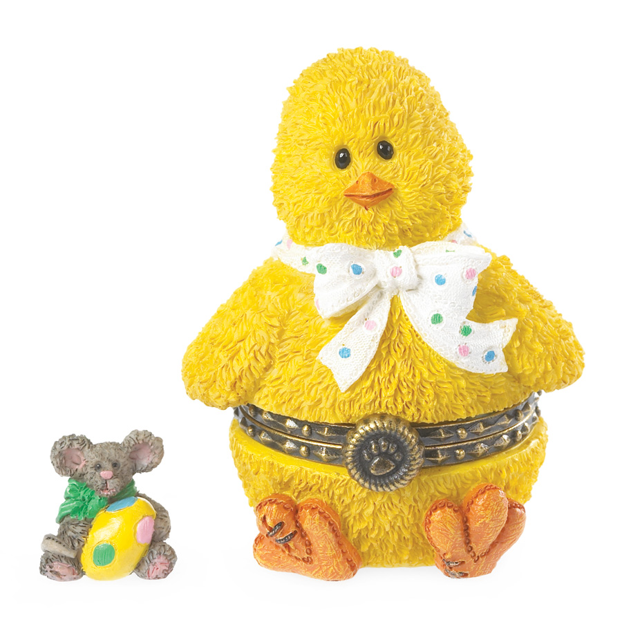Lily's Chick With Eggbert Mcnibble Boyds Bear