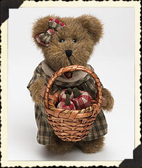Little Orchard Annie Boyds Bear