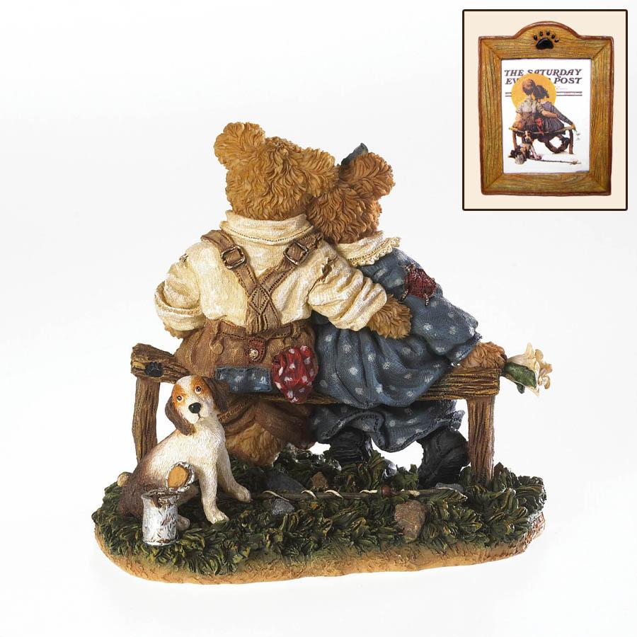 Little Spooners Boyds Bear