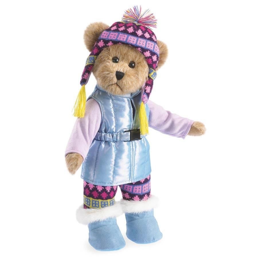 Lizzie Snowbum Boyds Bear