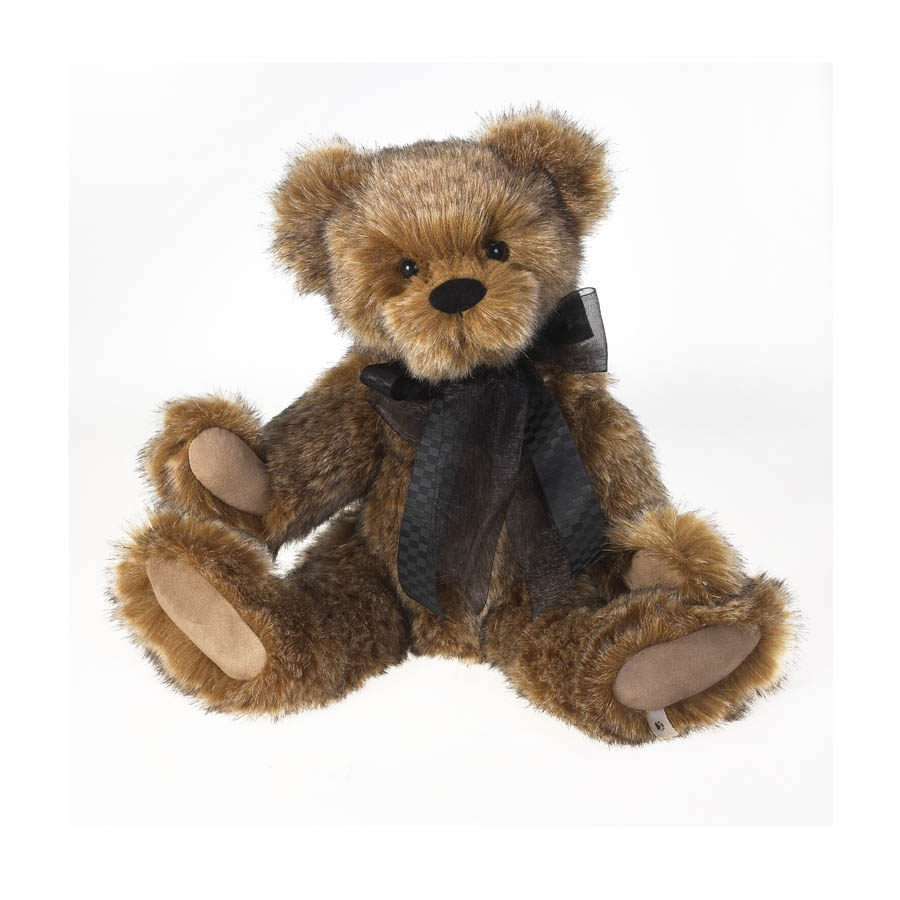 Logan M. Bearloom Boyds Bear