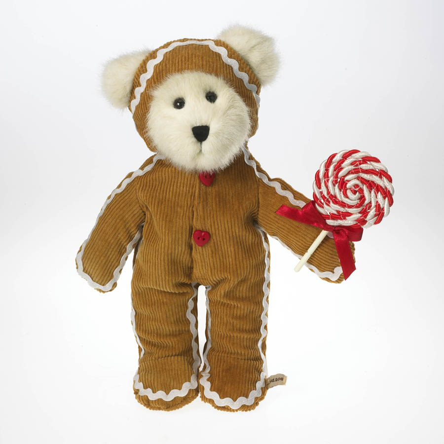 Lolly Gingerbeary Boyds Bear