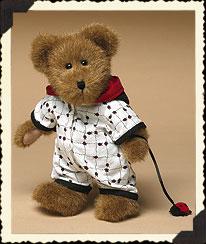 Lucky B. Ladybug Boyds Bear