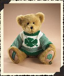 Lucky Liam Boyds Bear