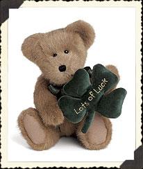 Lucky Boyds Bear