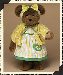 Lucy Mclemon Boyds Bear
