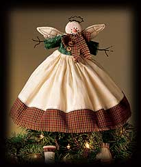 Lucy Tree Topper Boyds Bear