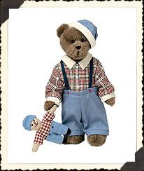 Luke P. Jodibear Boyds Bear