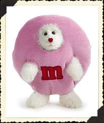 Luvey U. Peekerbear Boyds Bear