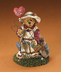 Luvie Bloomengrow... Love Blooms Here Boyds Bear