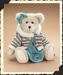 Mackenzie Sparklefrost Boyds Bear