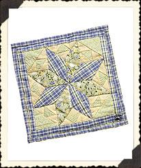 Macy's Pinwheel Quilt Boyds Bear