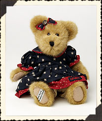 Maddison Bearyproud Boyds Bear