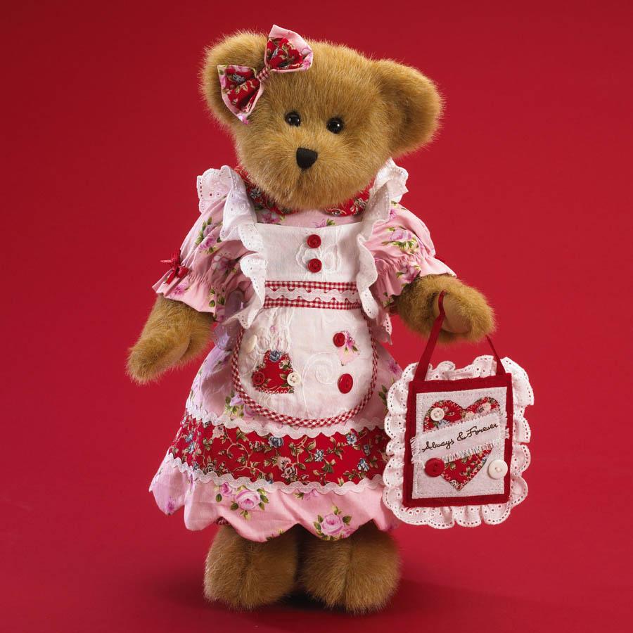 Madison Luvington Boyds Bear