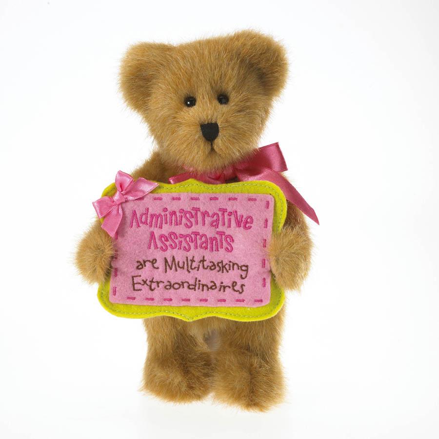 Maggie Multitasker Boyds Bear