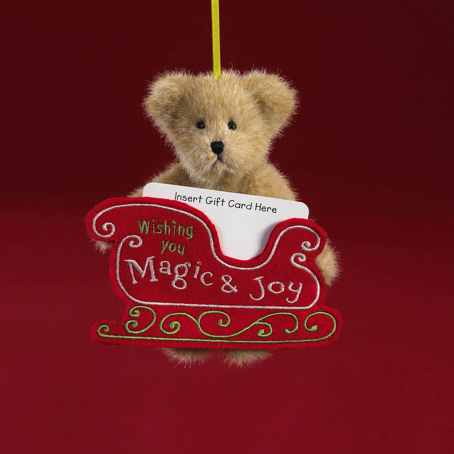 Magic... Bearing Gifts Boyds Bear
