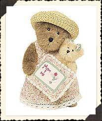 Mama Bearsley And Cubby Boyds Bear