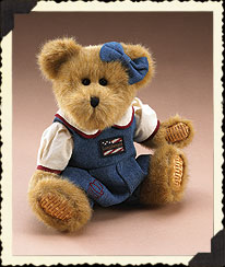 Maple Bearyproud Boyds Bear