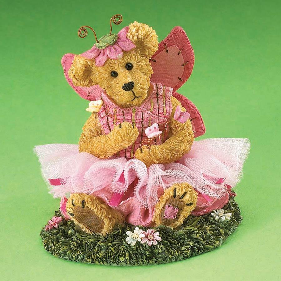 Marisol Flutterlee... Butterfly Kisses Boyds Bear