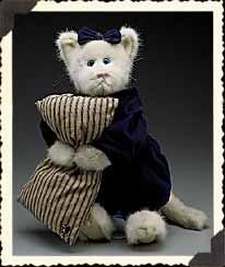 Marissa P. Pussyfoot Boyds Bear