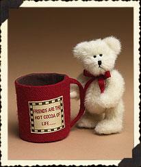 Marshmallow Cocobeary Boyds Bear