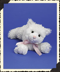Marshmallow Boyds Bear