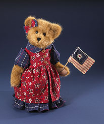 Martha Bearamerican Boyds Bear