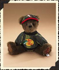 Martin Truex #1 Boyds Bear