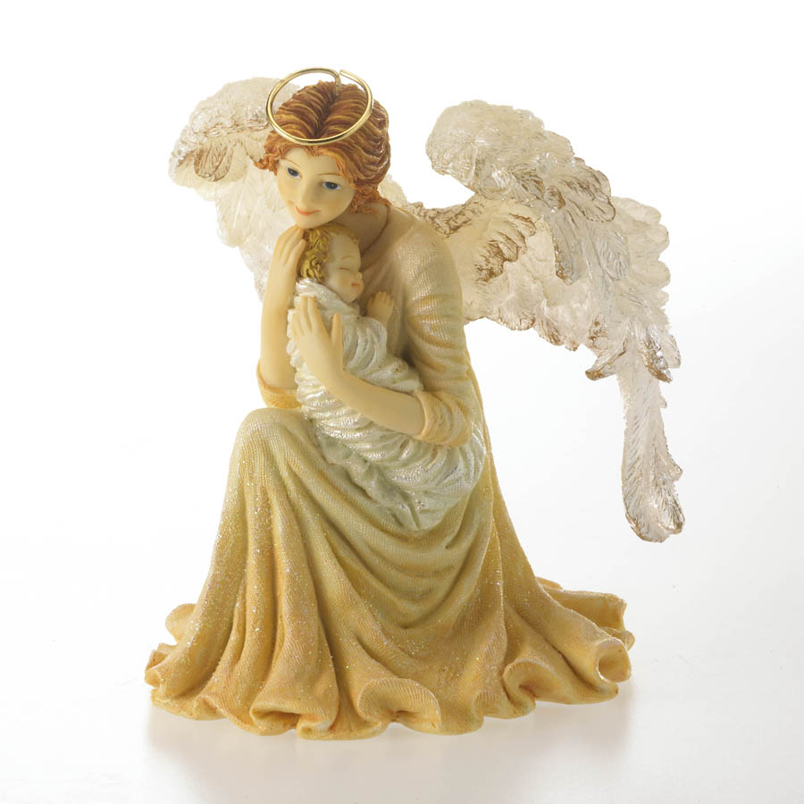Mary... Angel Of Mothers Boyds Bear