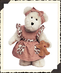 Mary Kate Gingerbeary Boyds Bear