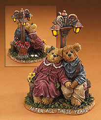 Mary & Oliver... True Love Never Grows Old Boyds Bear