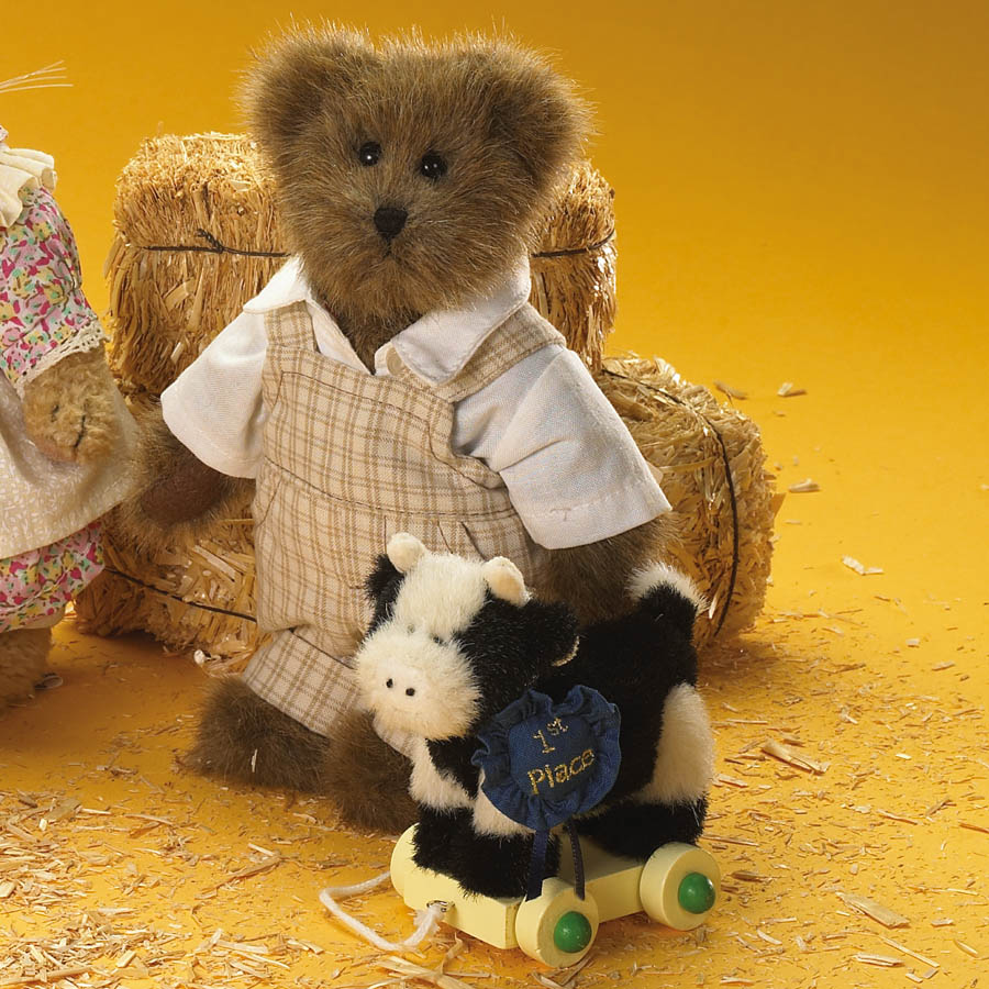 Bailey & Friends Series Boyds Bears