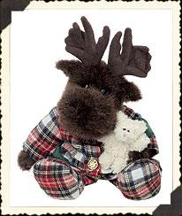 Maury Mcsnoozle Boyds Bear