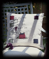 May The Song Of Love Cushion Cover Boyds Bear