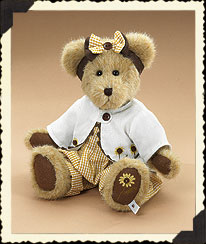 Meadow T. Bearybloom Boyds Bear