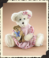 Melanie Q. Flutterbeary & Meg Boyds Bear